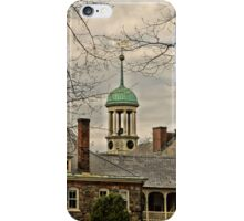 Central Moravian Church - Bethlehem iPhone Case/Skin