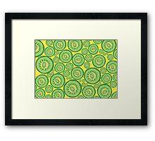 The Kiwis Framed Print
