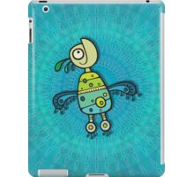 Psychedelic Love Bird iPad Case/Skin