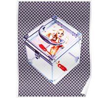 BARBIE IN A BOX Poster