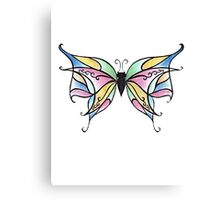 Butterfly Fly Away Canvas Print