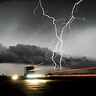 Storm Truckers 3 by Dennis Jones - CameraView
