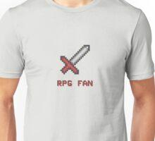 RPG FAN Sword Unisex T-Shirt