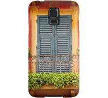 Balcony - Santa Margherita Samsung Galaxy Case/Skin