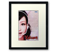 Haruka Sawamura - Mosaic Framed Print