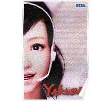 Haruka Sawamura - Mosaic Poster