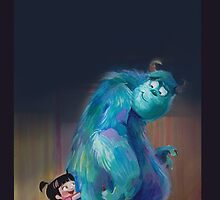 Boo! by UnderArt