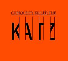 Curiosity Killed the Katz Unisex T-Shirt