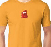 Gummy Scare (red) Unisex T-Shirt