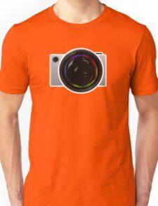 Elegant Concept Camera Unisex T-Shirt