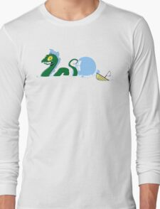 Nessie - Oops! Long Sleeve T-Shirt
