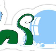 Nessie - Oops! Sticker