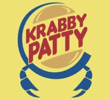 Krabby Patty Kids Clothes
