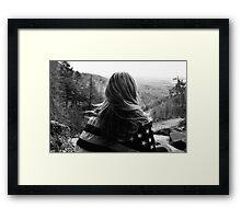 American Forest Framed Print