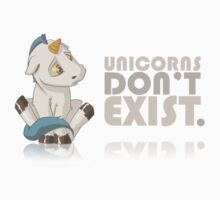 Unicorns Don't Exist by Allison Bair