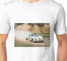 0861 Kicking up dust  Unisex T-Shirt