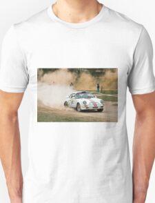 Kicking up dust 2 T-Shirt
