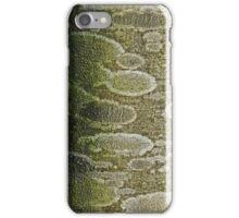 Camouflage Bark iPhone Case/Skin