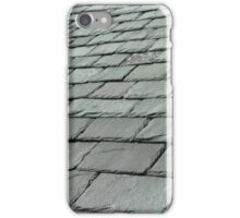 Slate Roof iPhone Case/Skin