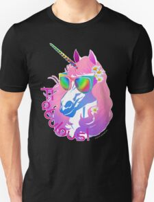 Fabulous Unicorn Princess T-Shirt