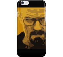 Walter White - Polygon Art iPhone Case/Skin