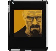 Walter White - Polygon Art iPad Case/Skin