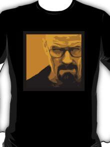 Walter White - Polygon Art T-Shirt
