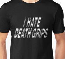 I HATE DEATH GRIPS (INVERSE) Unisex T-Shirt
