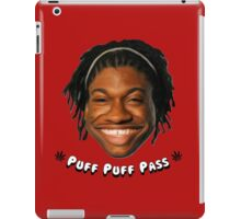 RG3 Puff Puff Pass iPad Case/Skin