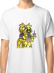 FNAF - Chica and Chica Classic T-Shirt