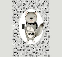 Wolf With Camera Unisex T-Shirt