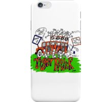Tiger Prowler Shirt - Tiger Prowler AUBURN  iPhone Case/Skin