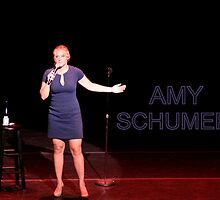 Amy Schumer by ArtsByAlex