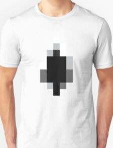 Humanity ultra retro Unisex T-Shirt