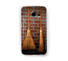 Clean Sweep Samsung Galaxy Case/Skin