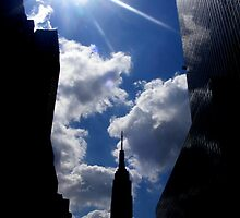The Empire State Building by Bridget Peterson