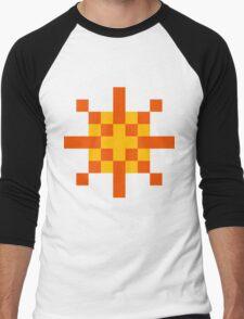 Warrior of Sunlight ultra retro Men's Baseball ¾ T-Shirt