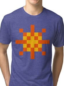 Warrior of Sunlight ultra retro Tri-blend T-Shirt