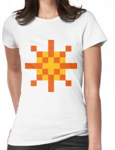 Warrior of Sunlight ultra retro Womens Fitted T-Shirt