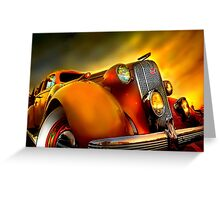 """"""" Fire in the Hole """" Greeting Card"""