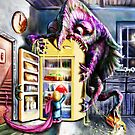 Fridge Magnet by Tom Godfrey