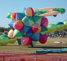Redcliffe Kite Festival 2 by rufflesal