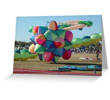 Redcliffe Kite Festival 2 Greeting Card
