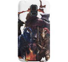 The 4 Knights Samsung Galaxy Case/Skin
