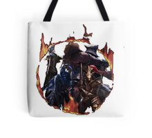 The 4 Knights Tote Bag