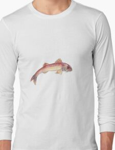Red Eyed Mullet Long Sleeve T-Shirt