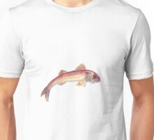 Red Eyed Mullet Unisex T-Shirt