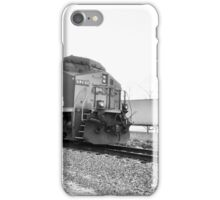 PARKED TRAIN iPhone Case/Skin