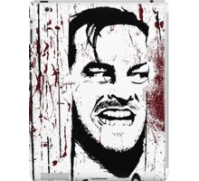 The Shining - Here's Johnny iPad Case/Skin