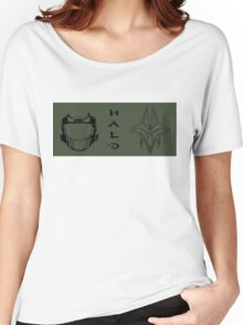 Clash of the Titans - Halo  Women's Relaxed Fit T-Shirt